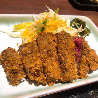 牛カツランチ(菜なや )