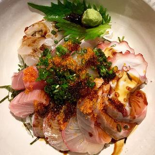 特製‼︎海鮮丼(六ヶ城 (ろっかんじょう))
