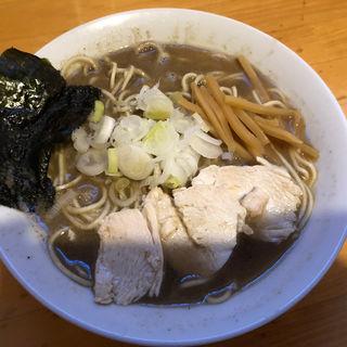 煮干中華(自家製麺 佐藤 )