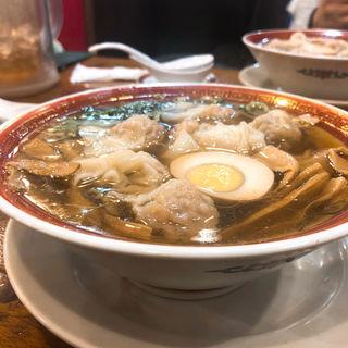 ミニワンタン麺(広州市場 中目黒店 (コウシュウイチバ))