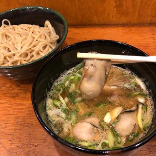 牡蠣味噌つけ麺(Clutch Hitter (クラッチ ヒッター))