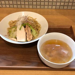 塩つけ麺(MEN-YA KOTOHOGI)