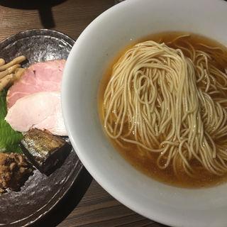淡麗さんまそば中(つけ麺一燈 (ツケメンイットウ))