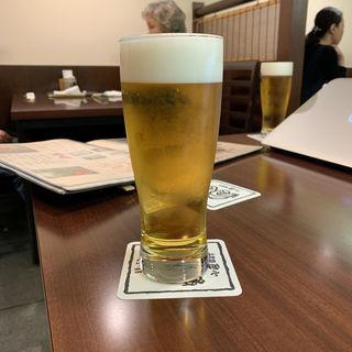 生ビール(安芸路 酔心 新宿店 (すいしん))