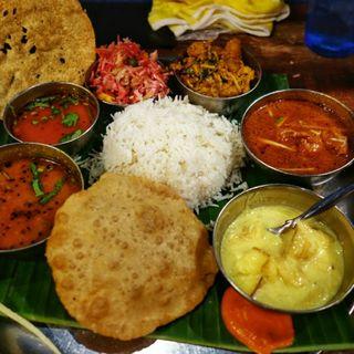 ホリディ ランチミールス(ダバインディア (Dhaba India))