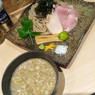 濃厚ぶりつけそば(寿製麺よしかわ 西台駅前店)