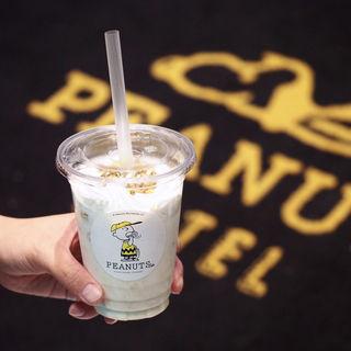 ピーナッツバターミルクセーキ(PEANUTS HOTEL)