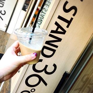 ソイラテ S(コーヒースタンド 36℃ (COFFEE STAND 36℃))