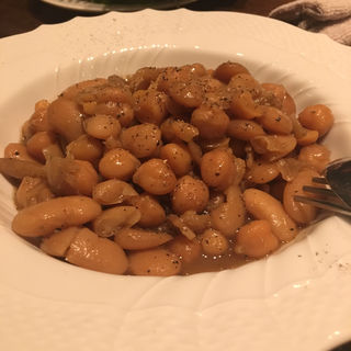 2種豆のストゥファート 黒胡椒風味(ダ ファビオ (DA Fabio))