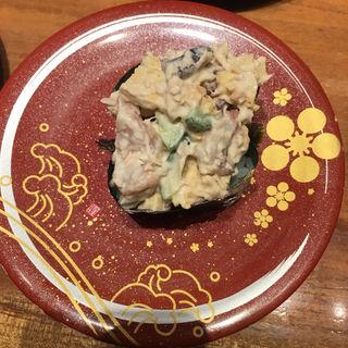 タコサラダ(能登前寿司 もりもり寿し )