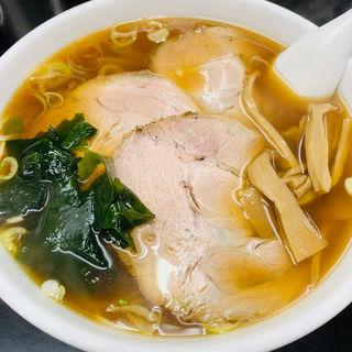 チャーシュー麺(馬賊 (ばぞく))