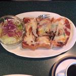 ピザトーストセット