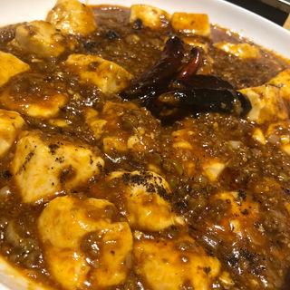 麻婆豆腐(三原豆腐店)