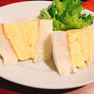 コロナの玉子サンド(la kagu (ラ・カグ))