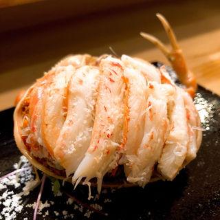 香箱蟹(離亭 三ぶん)