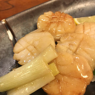 ホタテバター焼き(和食処 一隆 (わしょくどころいちりゅう))