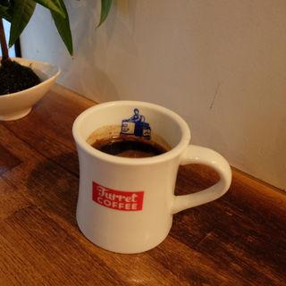 アメリカーノ(Turret Coffee (ターレットコーヒー))