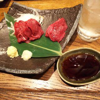 馬刺 赤身(ダンダダン酒場 下北沢店 )