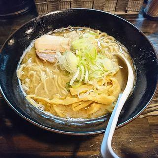 魚介とりそば(麺堂 稲葉 kuki style)