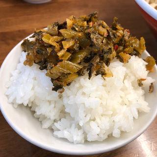 小ごはん(一楽ラーメン 箱崎店)
