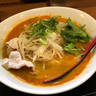 担々麺(中華そば郷家 天神店 )