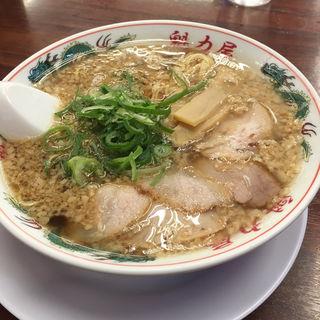 特製醤油ラーメン(ラーメン 魁力屋 狩場店)