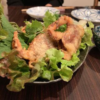 ソフトシェルクラブの唐揚げ(スガハラ フォー (Sugahara Pho))