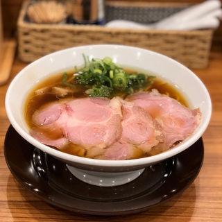 鶏そば(中華そば ココカラサキエ (ココカラサキゑ))