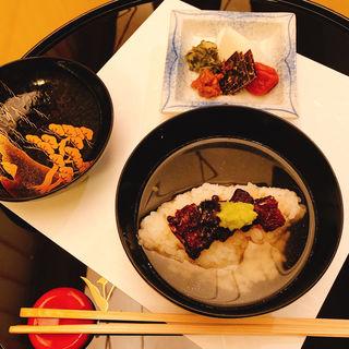 鰻のお茶漬け(加賀屋 銀座店)