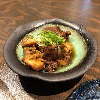 ルイビ豚の甘辛山椒煮(Kokori (和味和酒ココリ))