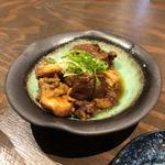 ルイビ豚の甘辛山椒煮