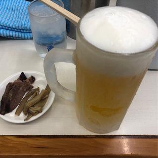 生ビール(中)(青島食堂 秋葉原店 )
