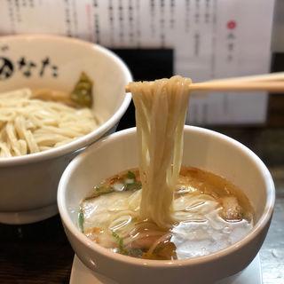 あっさり塩つけ麺 小盛(麺や ひなた)