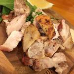 古処鶏の塩焼き