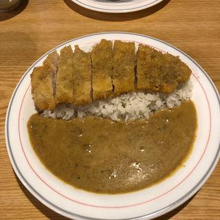 カツカレー(キッチン くま)