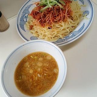 辛しネギつけ麺(福や )