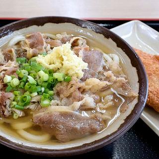肉うどん(根っこ 鬼無店 )