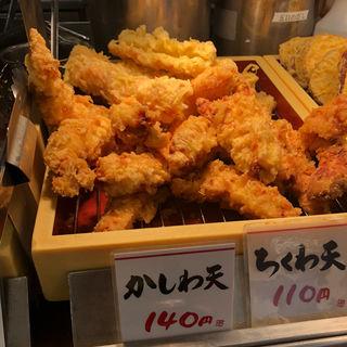 かしわ天(丸亀製麺 熊取店 )