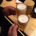生ビール(まぐろ人 御徒町出張所 (まぐろびと))