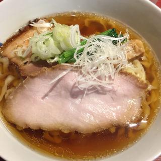 醤油(麺 みつヰ)