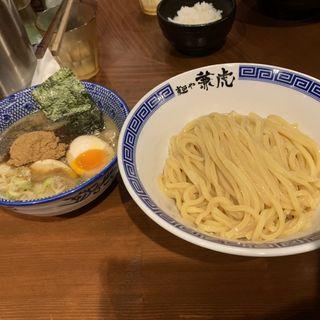 味玉濃厚つけ麺(兼虎 天神店)