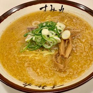 味噌ラーメン(すみれ 新横浜店)