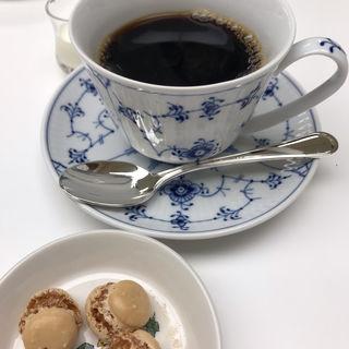 コーヒー(六花亭 札幌本店)