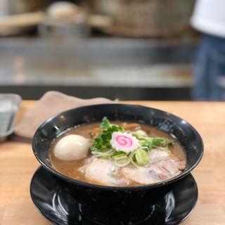 さかなとんこつ煮玉子(ぶたのほし (TONKOTSU BABY))