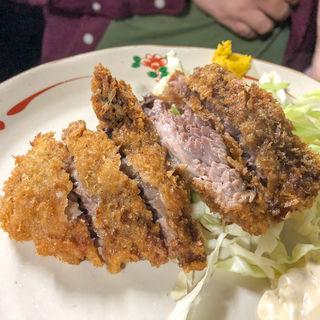 マグロほほ肉のフライ(豊田屋 )