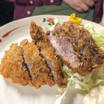 マグロほほ肉のフライ