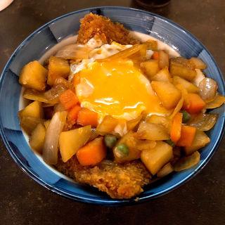 カツ丼(洋食 小春軒 (コハルケン))