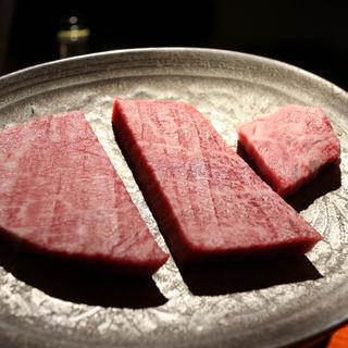 シャトーブリアンのしゃぶしゃぶ(東京肉しゃぶ家 )