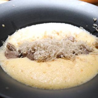 すき焼き白トリュフ(東京肉しゃぶ家 )