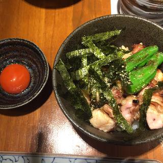 鶏丼(静音 (シズネ))